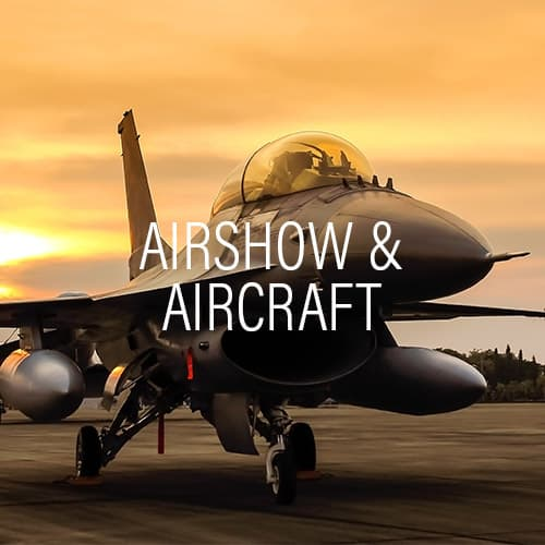 Airshow and Aircraft