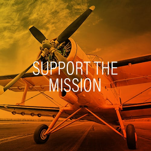 Support The Mission
