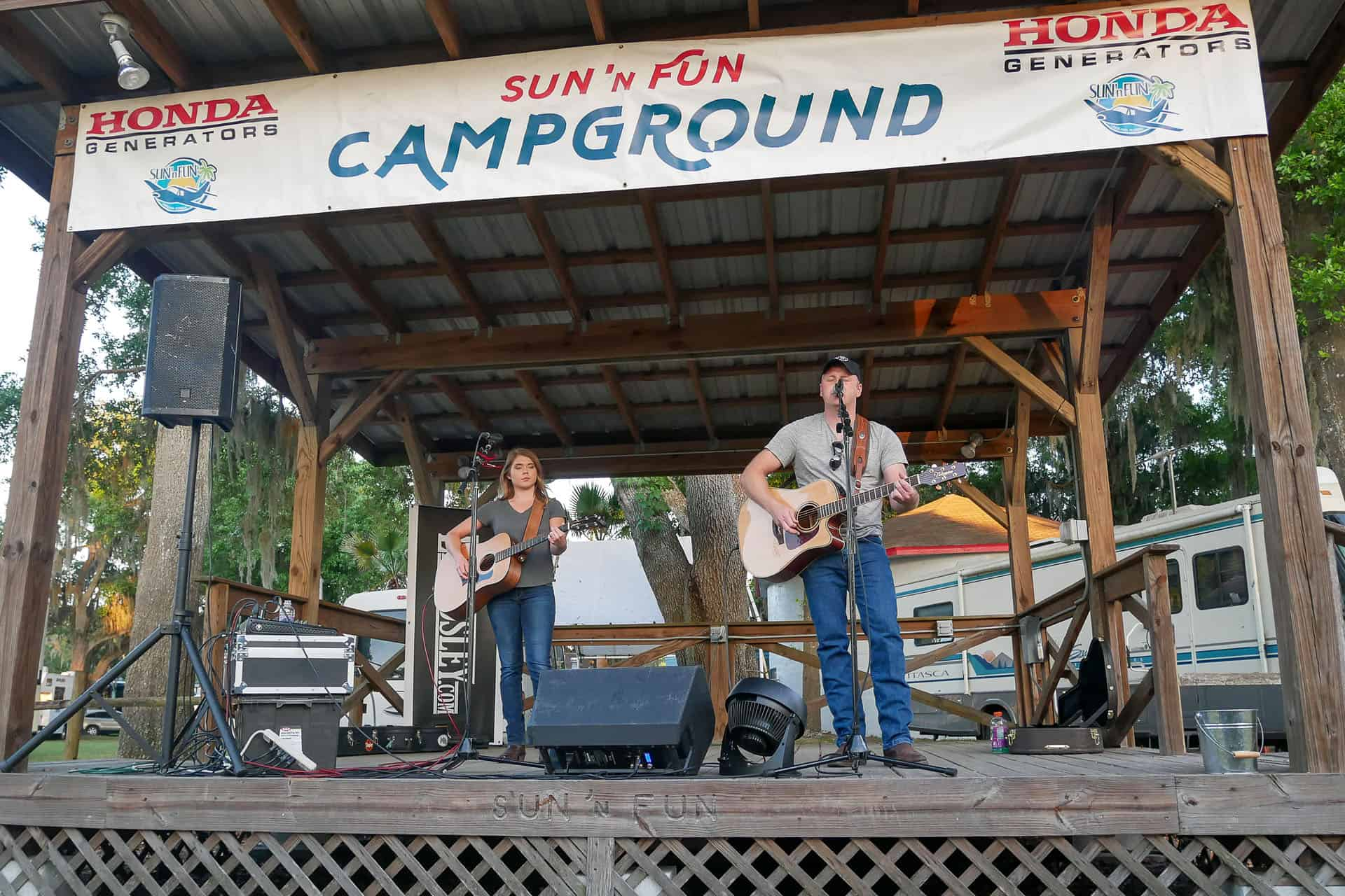 Campground Band